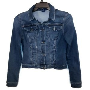Falls Creek Denim Jacket